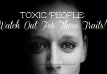 toxic people traits