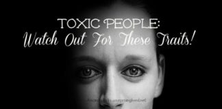 toxic people traits