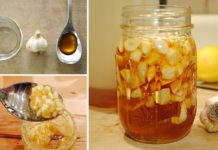 Benefits of garlic and honey