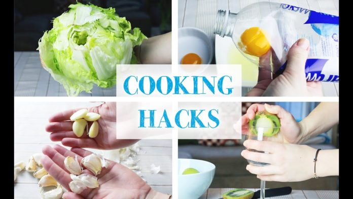 Cooking tricks and tips